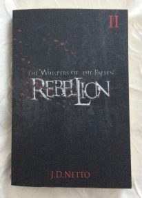 The Whispers of the Fallen: Rebellion