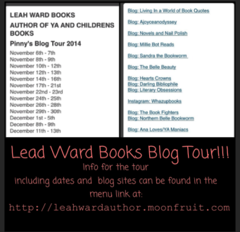 pinnys blog tour
