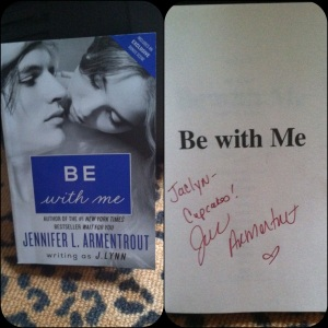 Signed Be with Me