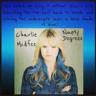 blue, charleigh mcafee, ninety degrees