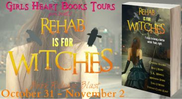 Rehab is For Witches Blast Banner