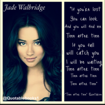 shay mitchell, jade walbridge, time after time