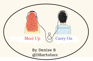 Bookcon badge 2015 Carry on