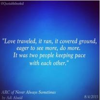 love traveled