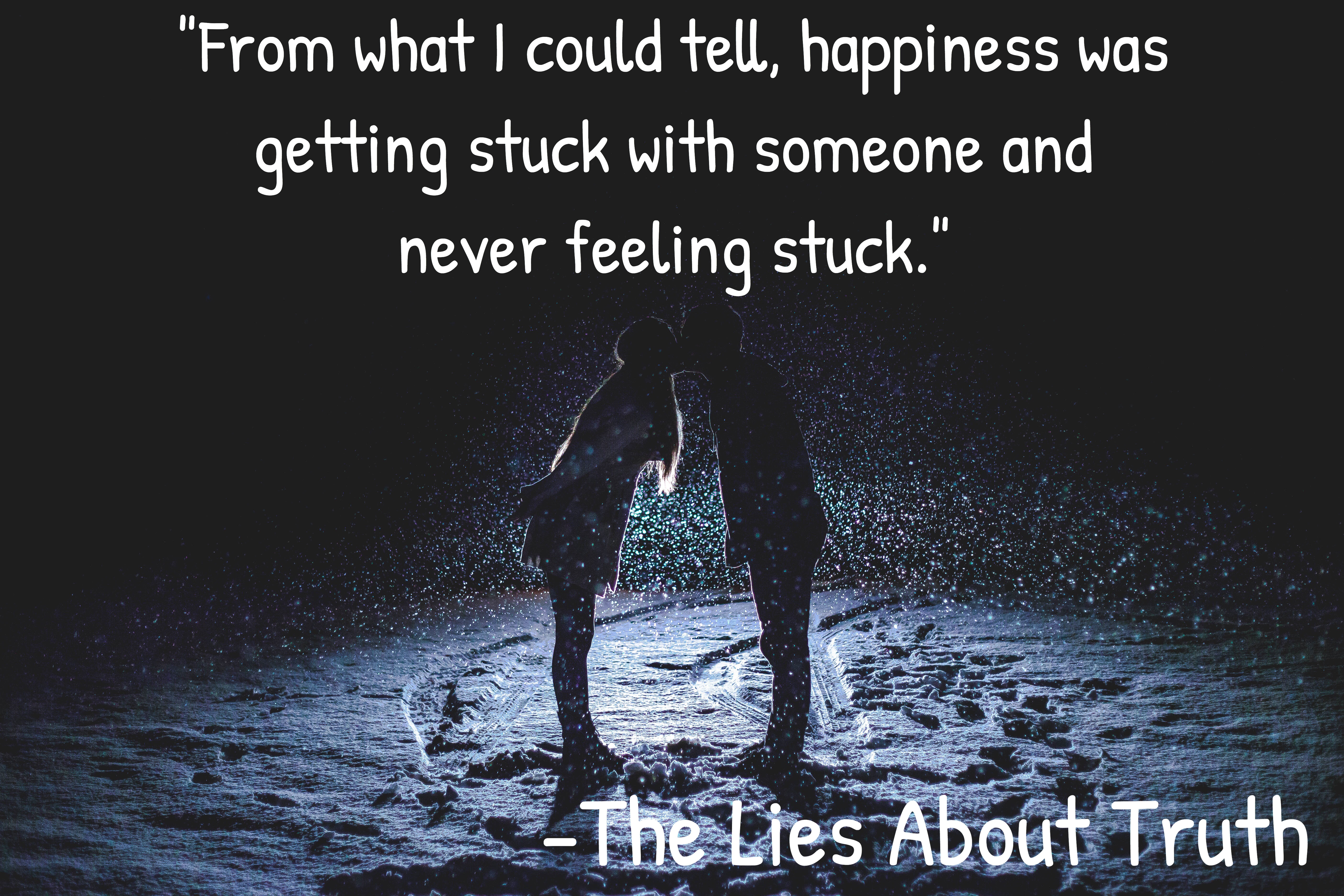Favorite Quotes From The Lies About Truth By Courtney C Stevens