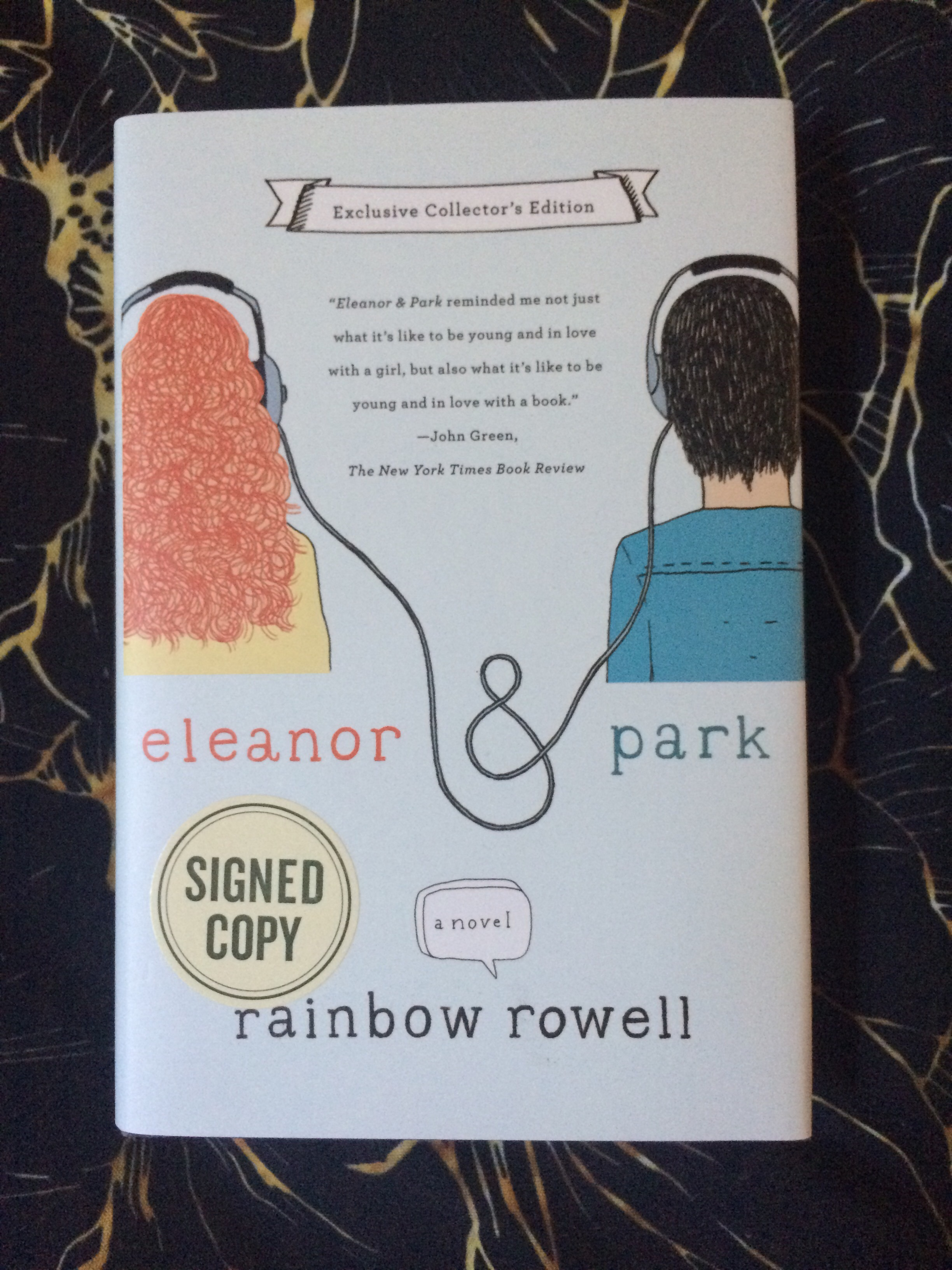 Next Read Eleanor Park By Rainbow Rowell Living In A World Of